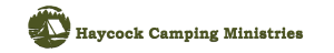 Haycock Camping Ministries Logo