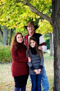 Tracy Stackhouse Family Photo